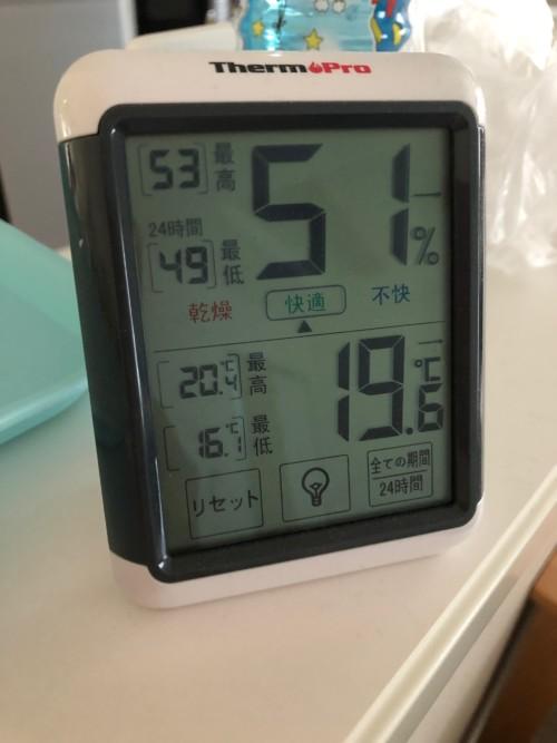 ThermoPro 湿温度計