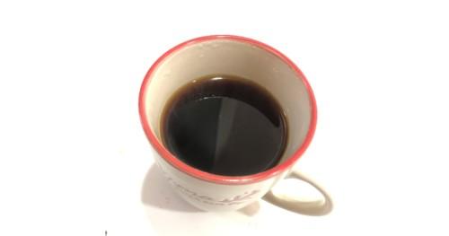いれたコーヒー