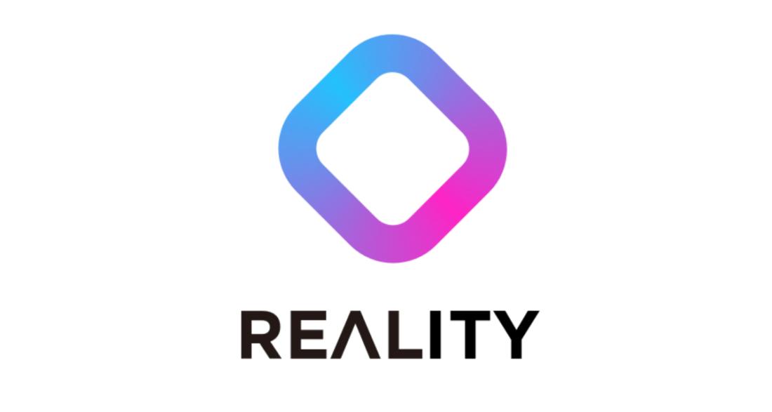 REALITYロゴ